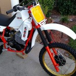 Can-Am MX500 - 1985