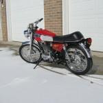 Ducati 450 Mark 3 - 1971