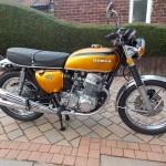 Honda CB750K2 - 1973
