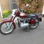 Royal Enfield Bullet 350 - 1977