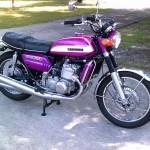 Suzuki GT750J - 1972