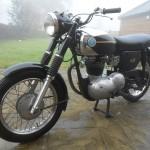 AJS 250 14 CSR - 1966