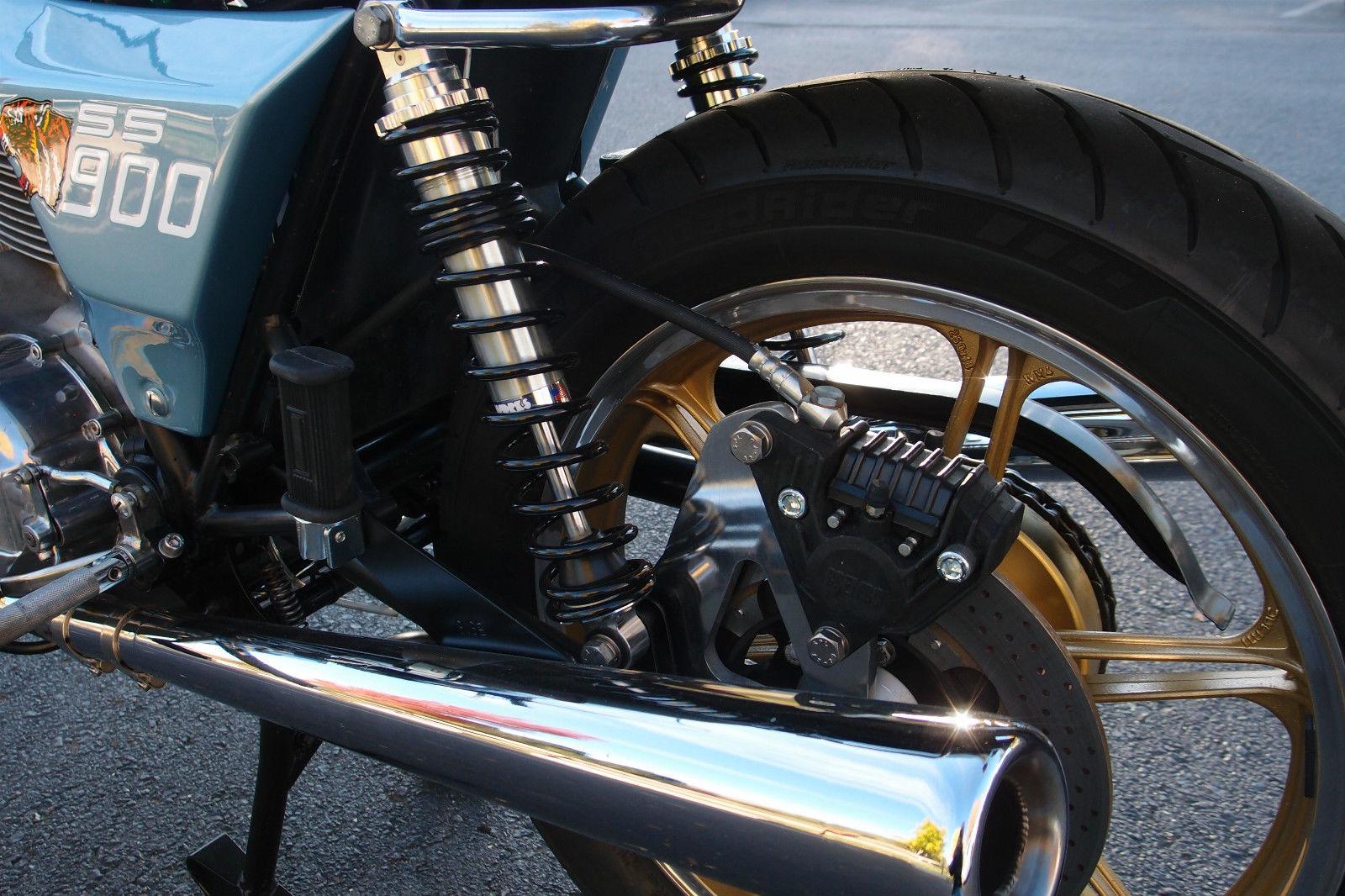 Ducati 900SSD Darmah - 1980