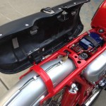 Honda CB450 Red Dragon - 1966
