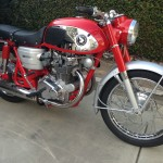 Honda CB450 Red Dragon - 1966