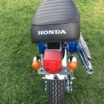Honda ST70 DAX - 1970