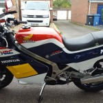 Honda NS400R - 1985