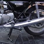 Kawasaki KH250 B4 - 1979