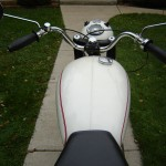 Matchless G80 - 1962
