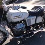 Moto-Guzzi Ambassador - 1972