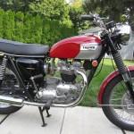 Triumph Trophy Sport - 1969