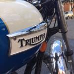 Triumph Bonneville - 1977