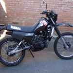 Yamaha DT125LC - 1984