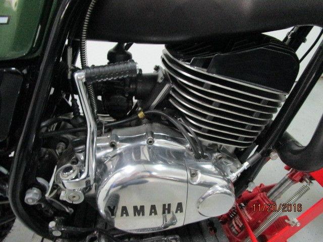 Yamaha DT360 Enduro - 1974