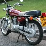 Honda CG125 - 1978