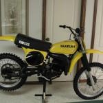 Suzuki RM125 - 1977