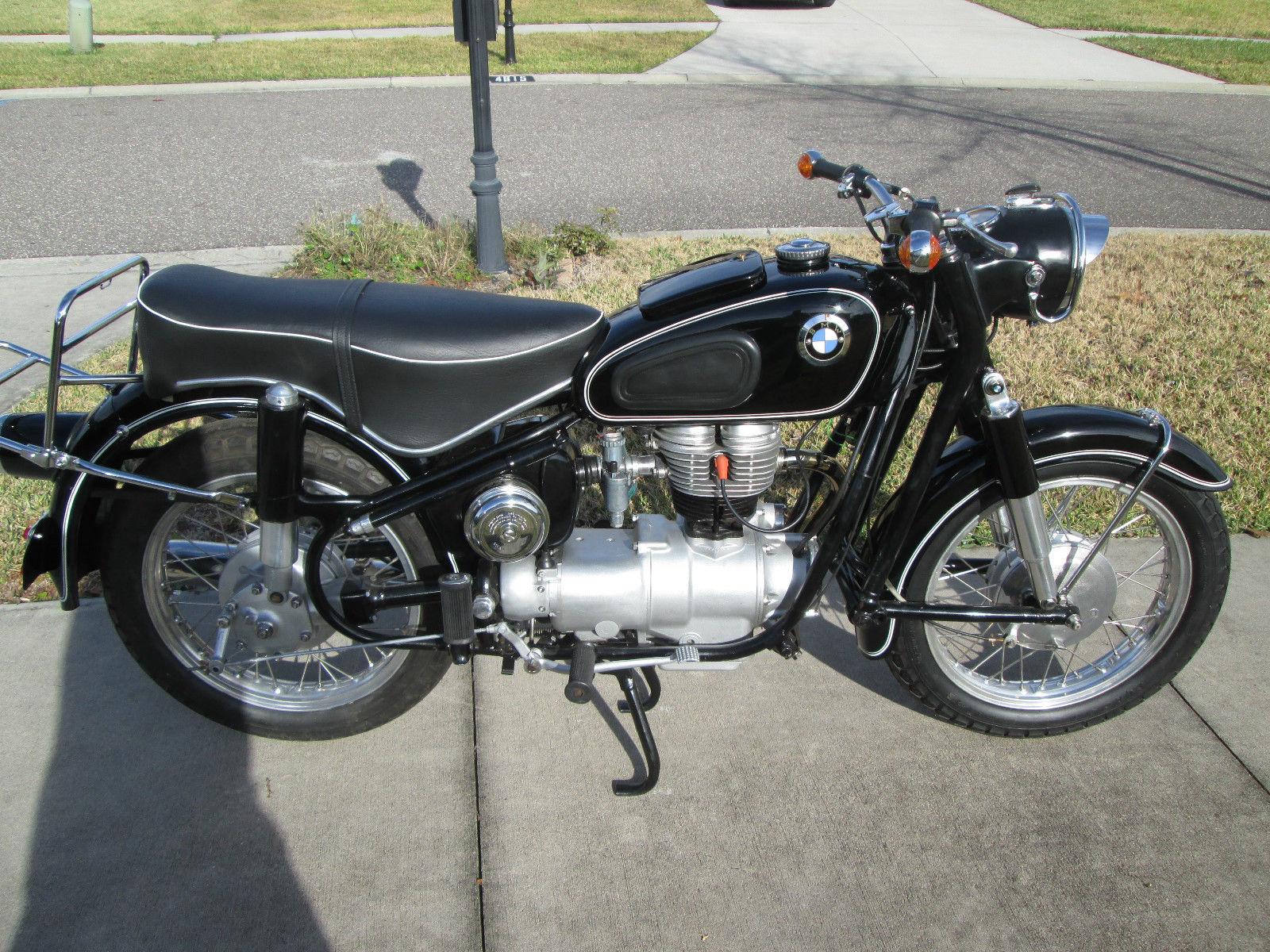 BMW R27 - 1963