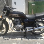 Honda CB250N Superdream - 1981