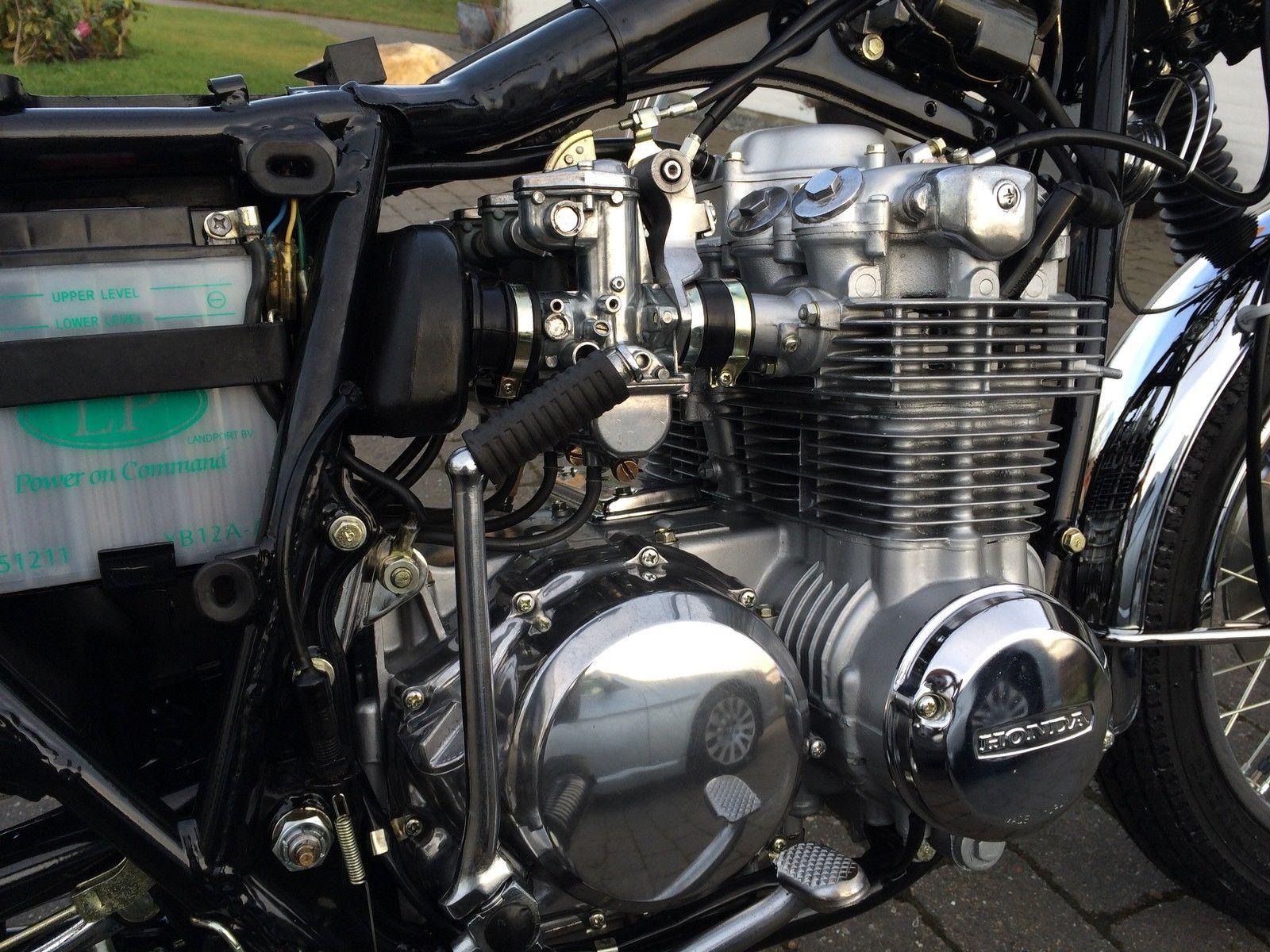Honda CB500 Four - 1975