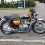 Honda CB550 Four - 1975