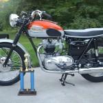 Triumph Bonneville - 1962