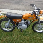 Yamaha JT2 Mini Enduro - 1972