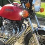 Honda CB400/4 - 1976