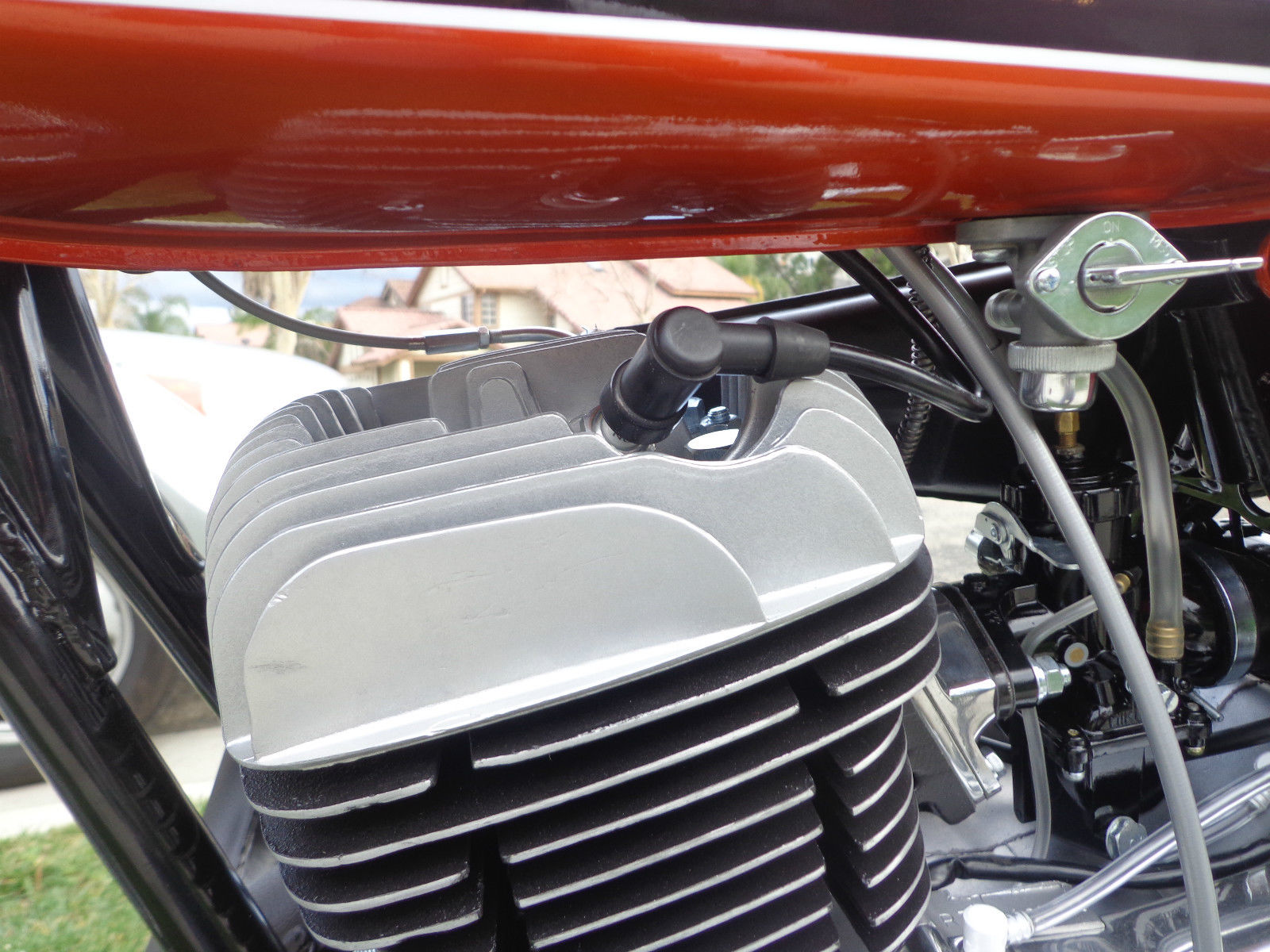 Yamaha RT3 360 Enduro - 1973