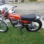 Yamaha RT3 360 Enduro - 1973