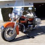 Harley-Davidson FLH - 1968