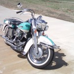Harley-Davidson - 1970