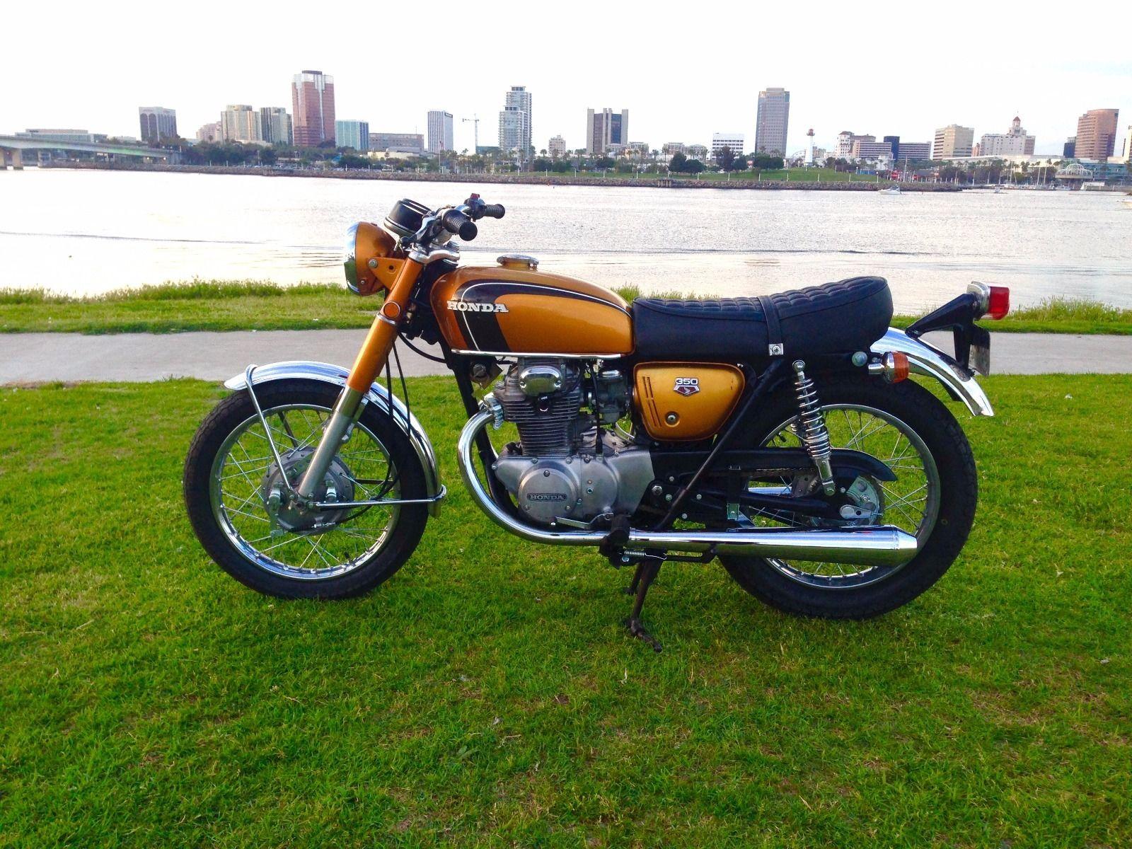 Honda CB350 - 1971