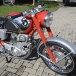 Honda CB77 Superhawk - 1963