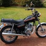 Honda CM125T - 1981