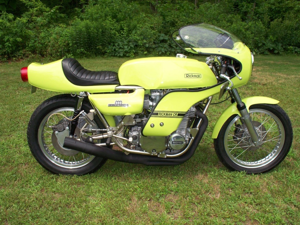 Rickman Kawasaki Cr900 1975 Restored Classic