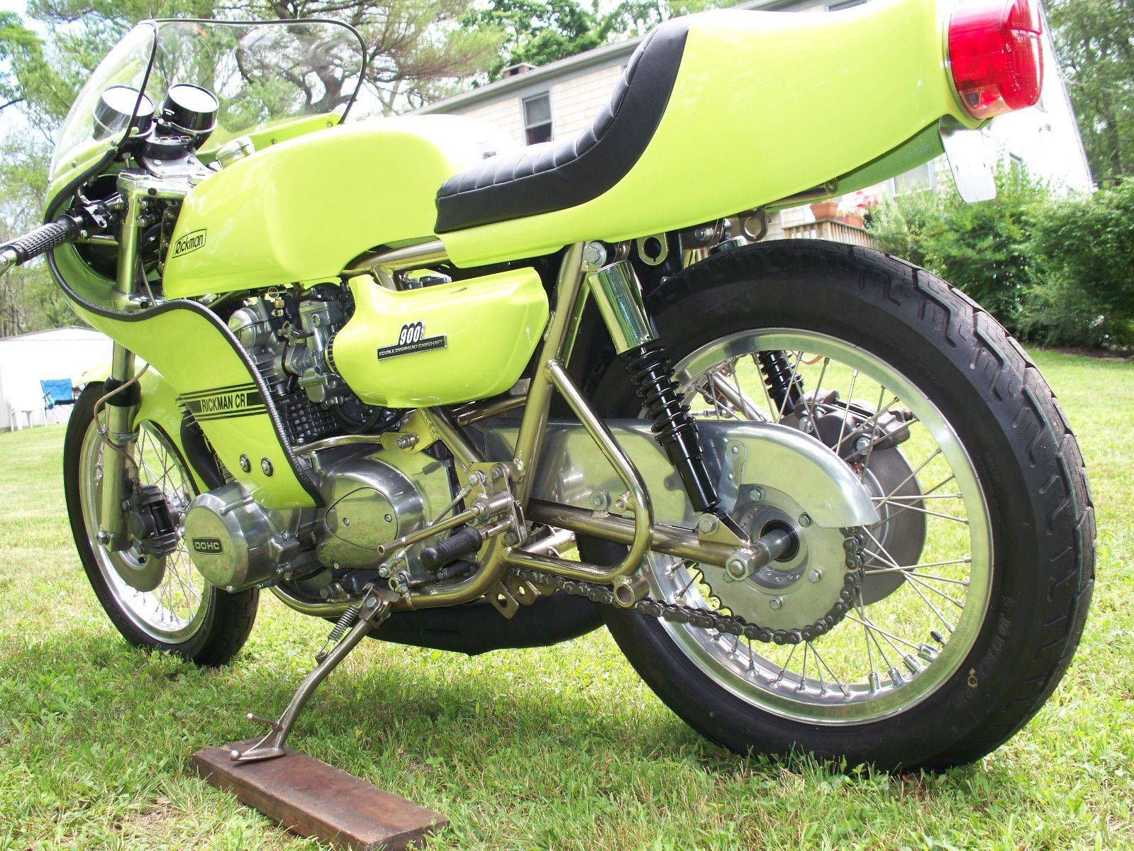 Rickman Kawasaki CR900 - 1975