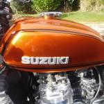 Suzuki GT750L - 1974
