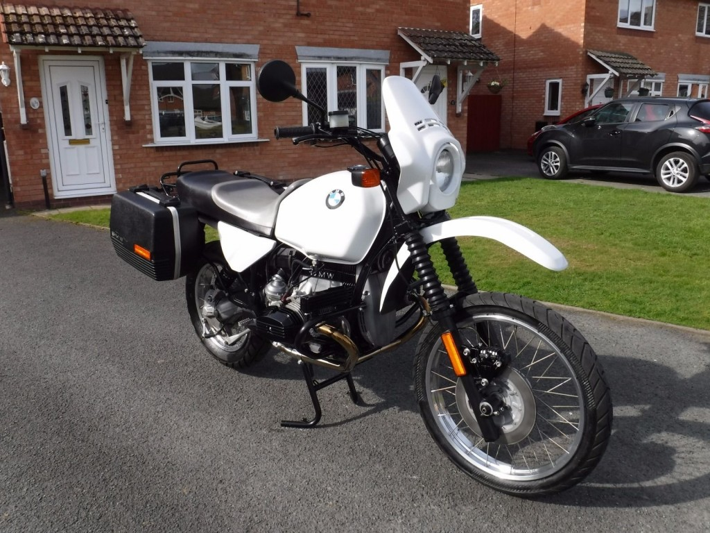 Bmw R100gs 1989 Restored Classic Motorcycles At Bikes