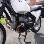 BMW R100GS - 1989