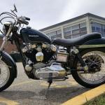Harley-Davidson Sportster - 1972