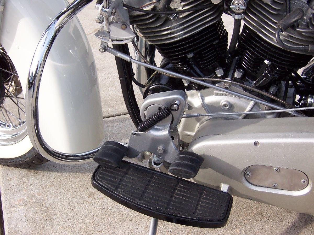 Harley-Davidson Police - 1968Harley-Davidson Police - 1968