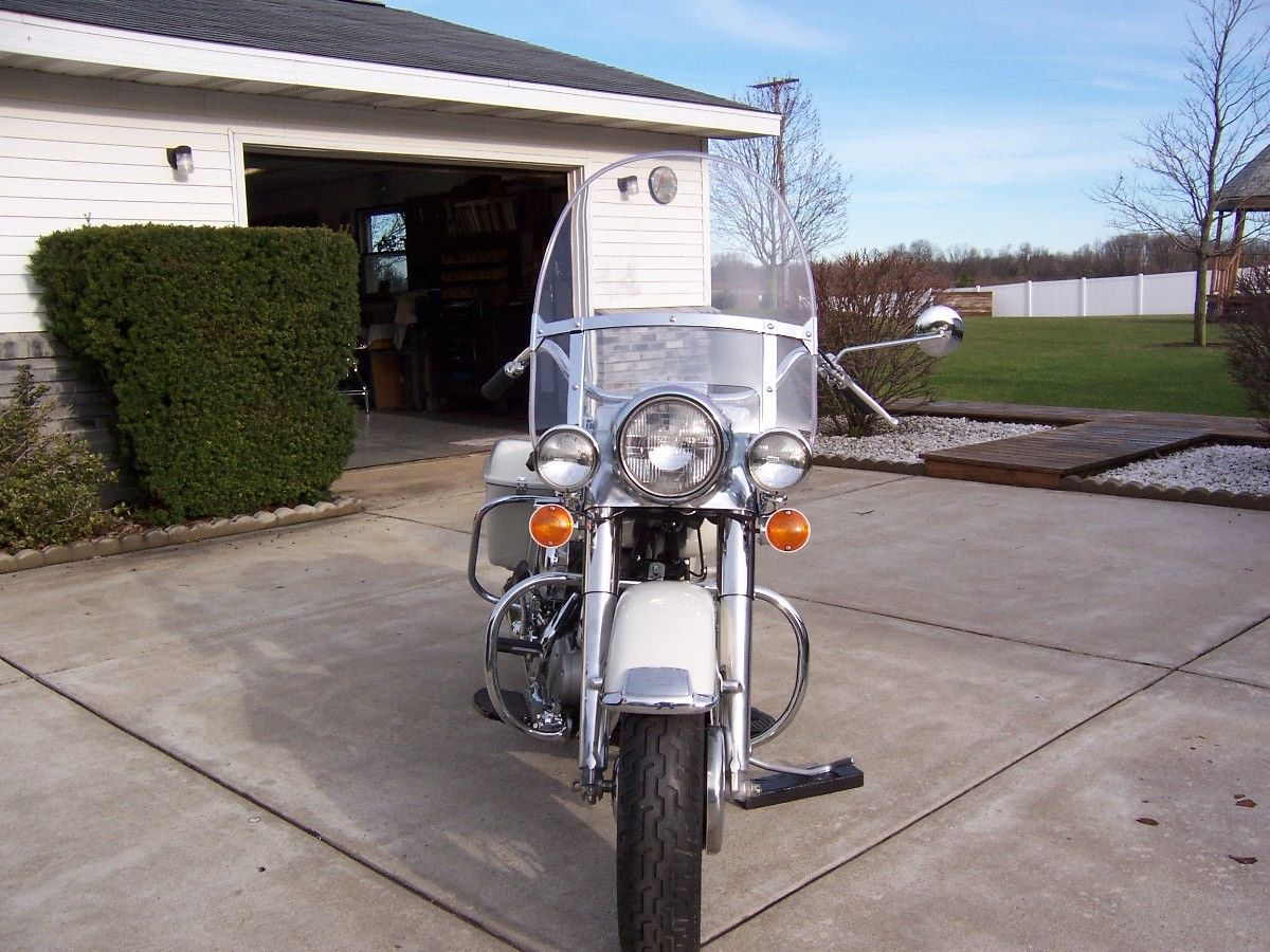 Harley-Davidson Police - 1968