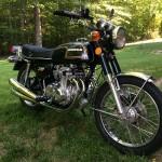 Honda CB350Four - 1974