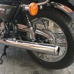 Kawasaki H1 500 - 1975