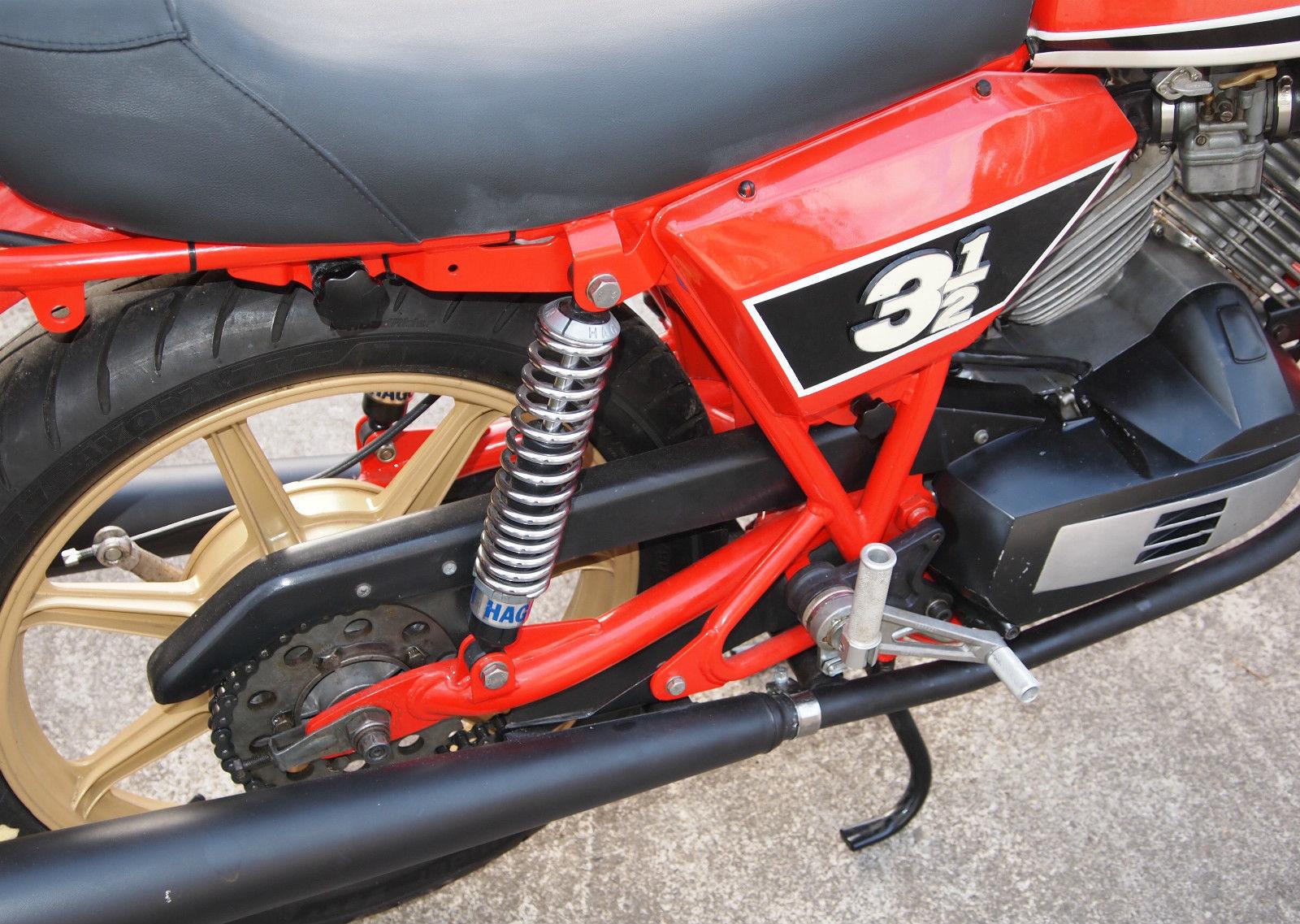 Moto Morini 350 Sport - 1980