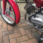 Moto Guzzi Dingo Sports Moped - 1964