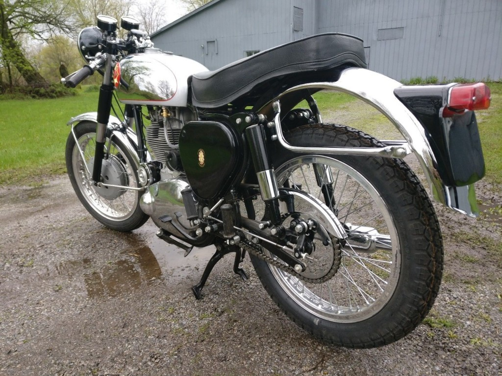 BSA Goldstar - 1957 - Restored Classic Motorcycles at Bikes Restored |Bikes  Restored