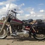 Harley-Davidson FLH Electra Glide - 1983
