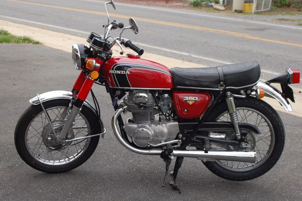Classic Honda Motorcycles For Sale In Ireland