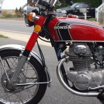 Honda CB350 - 1972